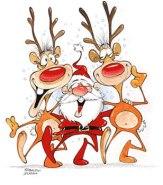 kerstmisgrappig