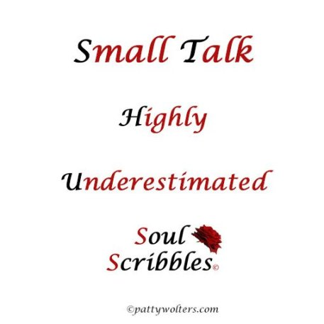 Soul Scribble Small Talk