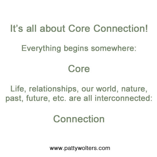 Core Connection by Patty Wolters