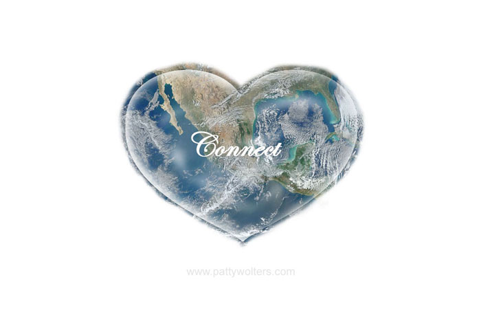 Logo Connect Heart Post