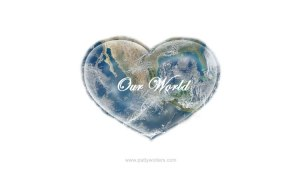 Logo Our World post
