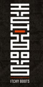 Logo Itchy Boots