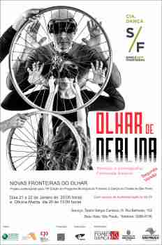 OLHAR DE NEBLINA no TEATRO SERGIO CARDOSO 21/01 e 22/01