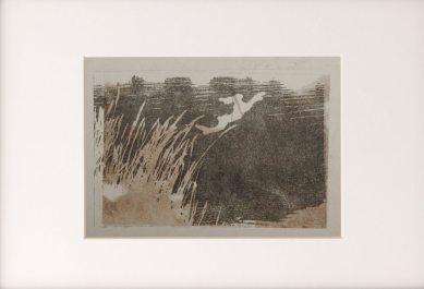 Pejzaz-Rabit-S01-M.S.Goralski-Grafika-offset-tinta-2007-in-12:8cm