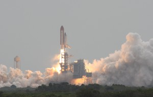 STS-135 Liftoff