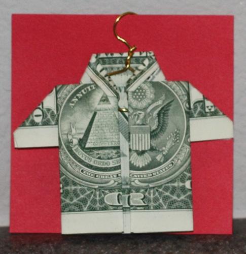 Aloha Shirt Origami