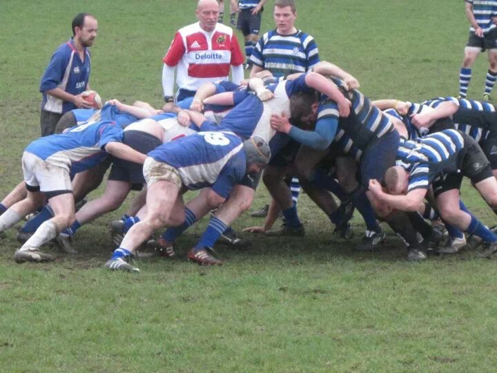 Rugby, Poetry and West Cork