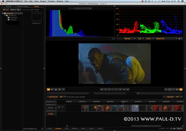 Red Cine X-Pro