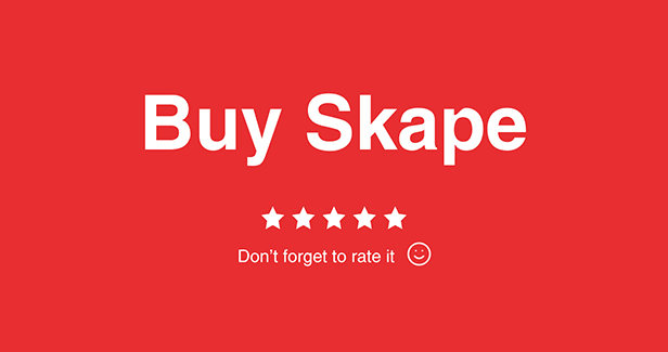Skape - Creative & Modern Agency WordPress Theme - 11