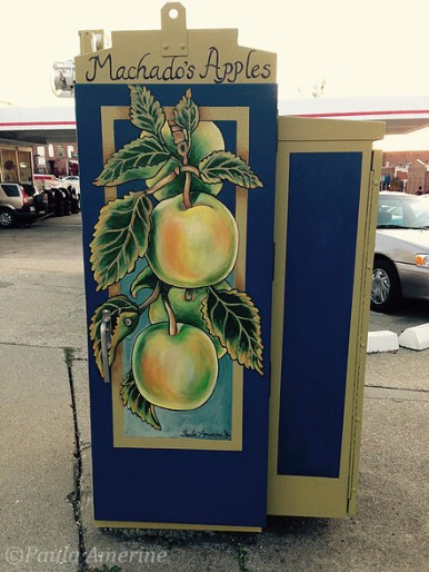 Machado's Apples Tribute