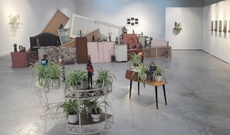 Home (dis)Comforts (installation view) (2018)