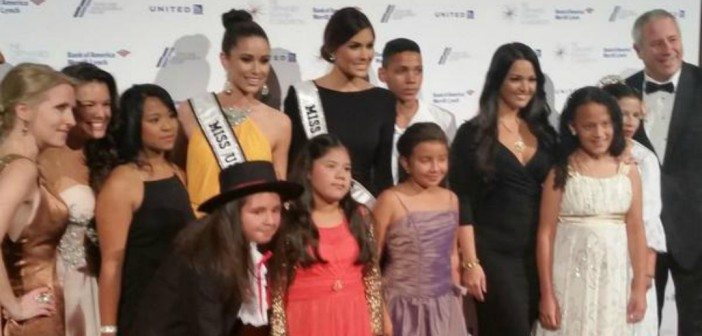 Paula Garces gives back to those less fortunate!
