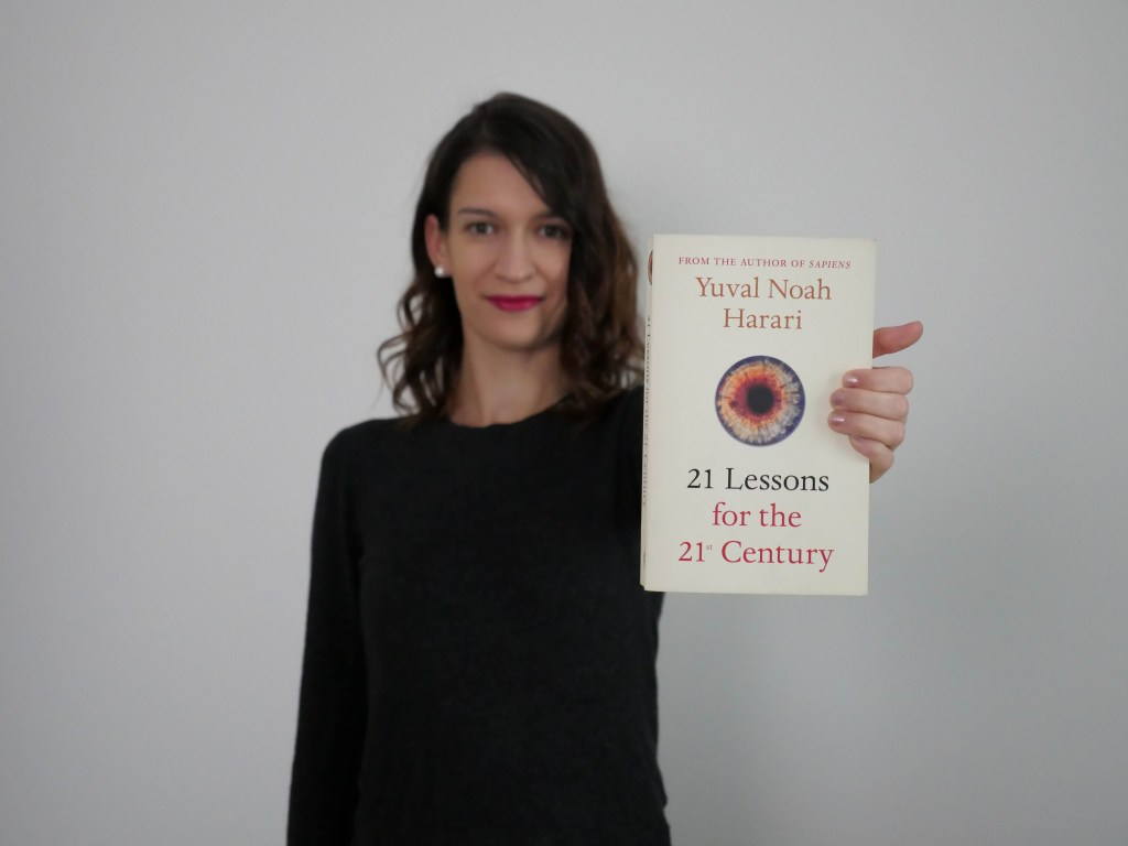 21 lessons for the 21st century yuval noah harari book review