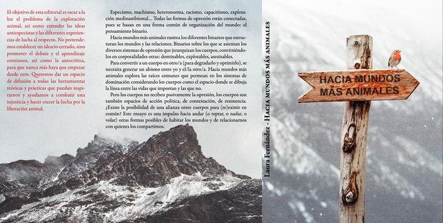 Hacia Mundos Más Animales - Laura Fernández