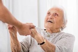 Massage des Personnes âgées