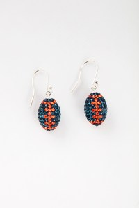 Denver Broncos - Earrings - Paula Jerome Jewelry