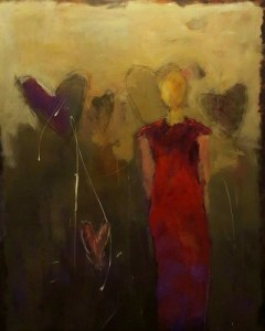 Surrounded by Love (48 x 60)