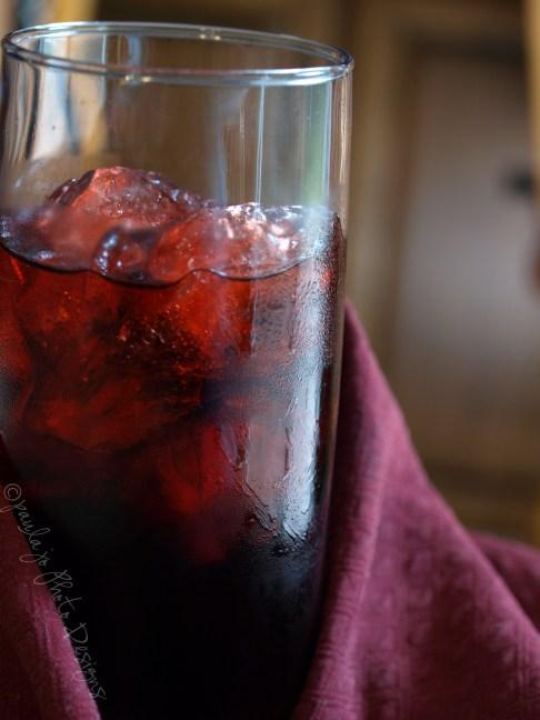Refreshing Red