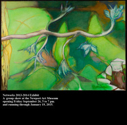 Oil Painting by Paula Martiesian - Summer Shadows 2013