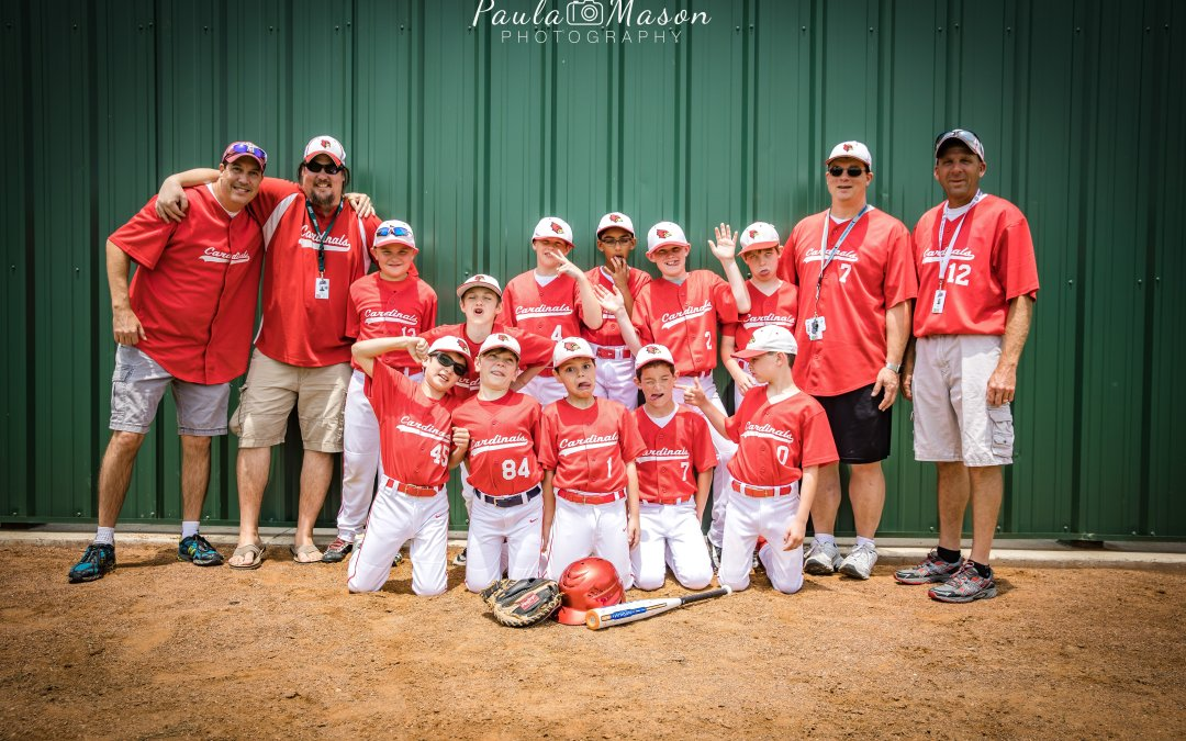 Team Baseball Pictures – An Exciting Adventure…