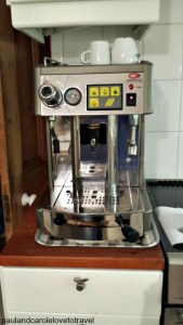 Coffee Machine - a great treat