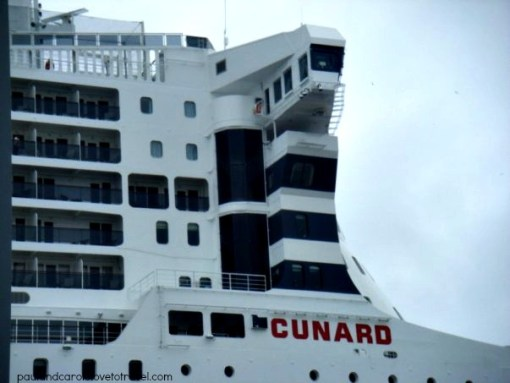 Famous Cunard Cruise Line