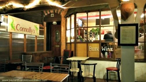 Connolly's Tapas Bar