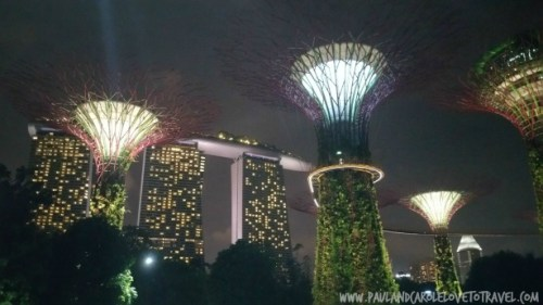 things to do in travel tips singapore gardens by the bay
