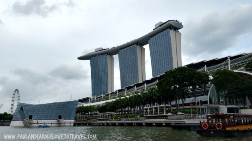 We had been dreaming about staying at the Marina Bay Sands Hotel in Singapore for many years but never could justify the expense. However, for a special big 50th birthday, we decided to blow the budget, and tick off one of the things on our bucket list. #marina #bay #sands #hotel #singapore #luxury #infinity #pool #famous #asia #paulandcarole #travel #review #information