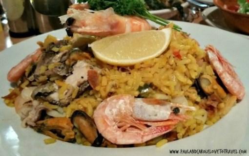 Marinades Caribbean Restaurant
