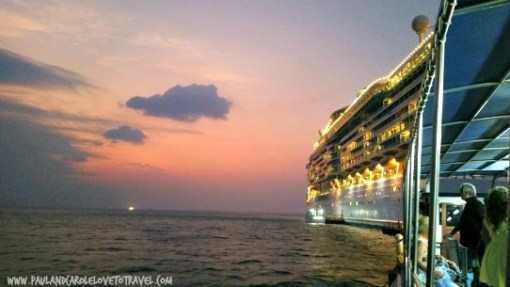 Cruising Asia on the Mariner of the Seas