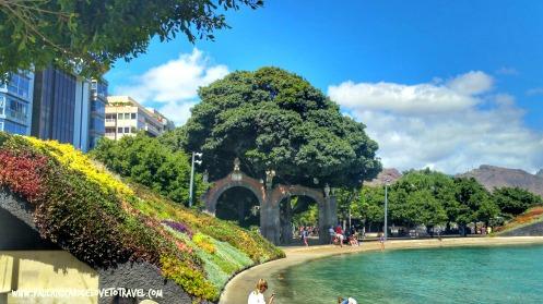 Santa Cruz Tenerife Cruise Port Information
