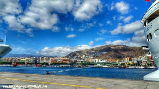 Santa Cruz Tenerife Cruise Port Information