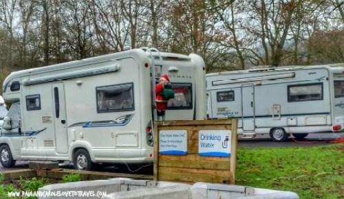 Campsite Review Bath Marina and Caravan Park