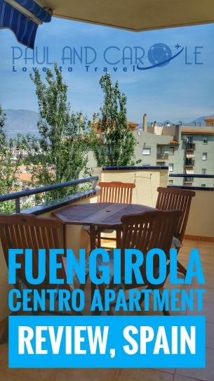 fuengirola centro apartment near to the beach and centre, costa del sol