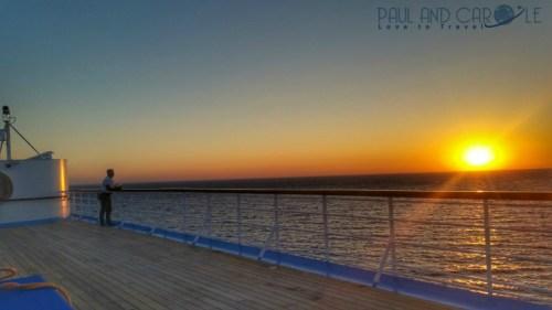 Thomson dream cruise ship sunset deck 12 cruising memories