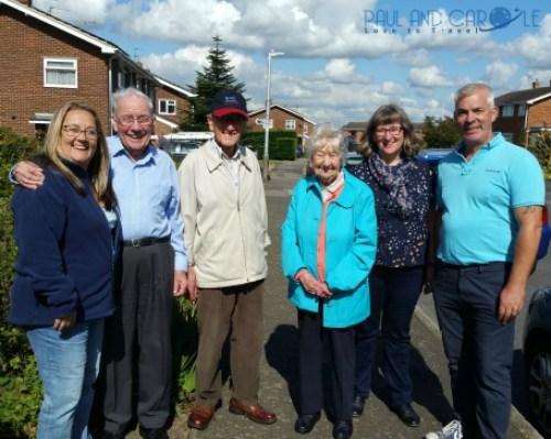 Family visit to Premier Inn Sandling Maidstone Kent