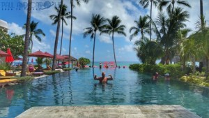 Weekender Resort Pool, grounds and beach tour Lamai Koh Samui hotel review