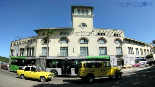 san franscisco square Havana Guide Cuba Paul and Carole Hooters and Habaneros #cuba #havana #guide #information #review #tips #travel #travelling #Caribbean #island #destination #classic #cars #advice #stay #blog #post #bloggers