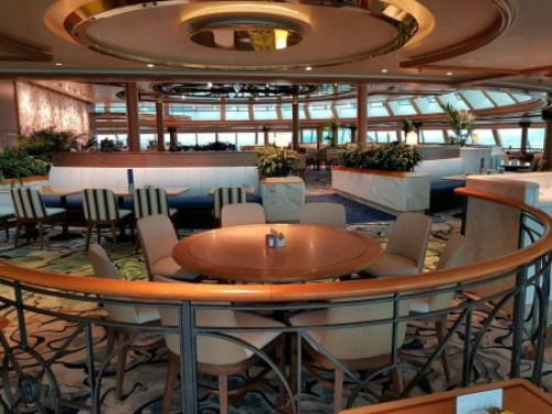 Paul Carole Love Travel P&O cruises guest post cruise blogger plaza oceana ship