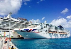 Paul Carole Love Travel P&O cruises guest post cruise blogger Oceana