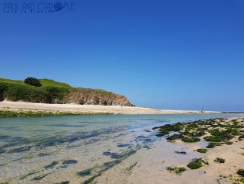 Beachside Holiday Park Hayle Cornwall Review #travel #uk #england #cornwall #hayle #camping #campsite #holiday #park#beachside #travelling #travellers #beach #review #paul #carole #estuary