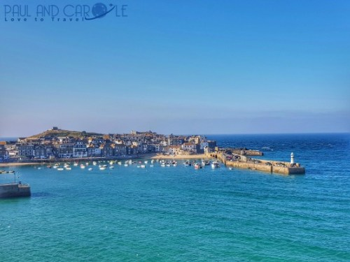 Beachside Holiday Park Hayle Cornwall Review #travel #uk #england #cornwall #hayle #camping #campsite #holiday #park#beachside #travelling #travellers #beach #review #paul #carole #st #ives #harbour