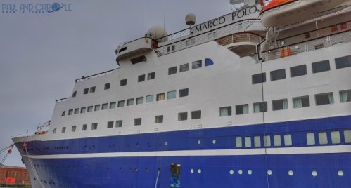 Avonmouth Marco Polo Cruise ship #CMV #cruising #maritime #voyages #marcopolo #marco #polo #cruise #reviews