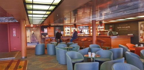 Marco Polo Cruise ship scotts Bar #CMV #cruising #maritime #voyages #marcopolo #marco #polo #cruise #reviews #scotts #bar
