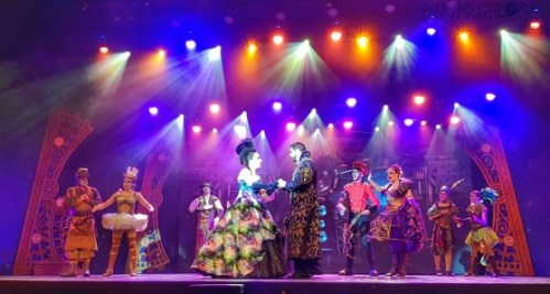 Broadway show lounge Marella Explorer 2 Cruise Ship Review    #broadway #lounge #theatre #cruise #ChooseCruise #cruising #marella #MarellaExplorer2 #TUI