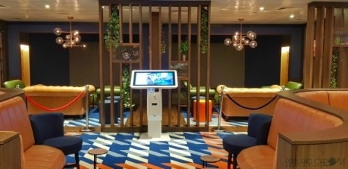 Marella Explorer Cruise Ship Review - 19th Hole Bar Golf theme  #Marella #cruises #explorer #cruiseship