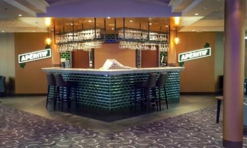 Apertitif Bar on the  Marella Explorer 2 Cruise Ship Review  #aperitif #cruise #ChooseCruise #cruising #marella #MarellaExplorer2 #TUI
