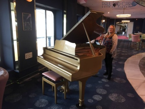 Piano in Flutes Marella Explorer 2 Cruise Ship Review  #cruiseship #bars #explorer #cruise #ChooseCruise #cruising #marella #MarellaExplorer2 #TUI