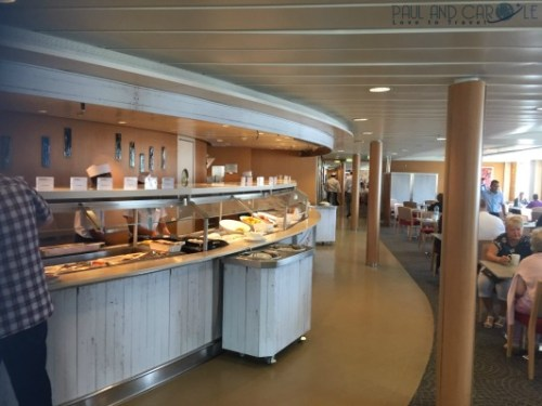 market place buffet restaurant Marella Explorer 2 Cruise Ship Review    #cruise #ChooseCruise #cruising #marella #MarellaExplorer2 #TUI #explorer #review